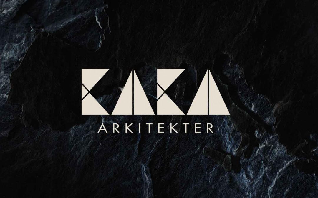 GRAFISK PROFIL – KAKA ARKITEKTER